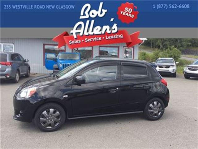 2014 MITSUBISHI MIRAGE SE in New Glasgow, Nova Scotia