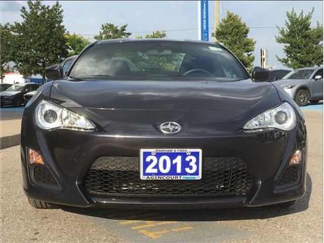 2013 SCION FR-S ** ACCIDENT FREE & LOW KMS! in Scarborough, Ontario