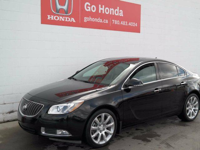 2012 BUICK REGAL Turbo in Edmonton, Alberta