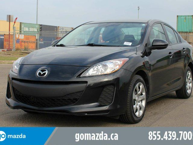 2013 MAZDA MAZDA3 GX Power Options A/C Accident Free Local in Edmonton, Alberta