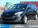 2015 Mazda MAZDA5 GS power options Accident Free 1 Owner in Edmonton, Alberta