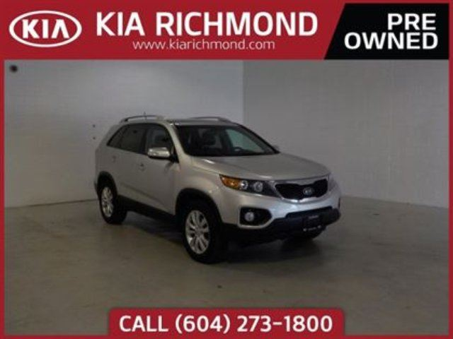 2011 KIA SORENTO EX Luxury in Richmond, British Columbia