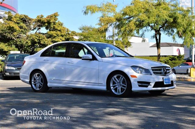 2013 MERCEDES-BENZ C-CLASS C 300 in Richmond, British Columbia