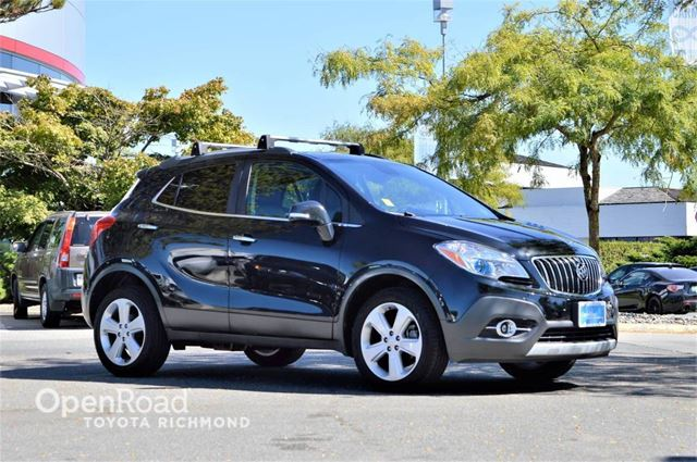 2015 BUICK ENCORE Leather in Richmond, British Columbia