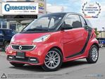 2013 Smart Fortwo Passion passion * Heated Seats Very Low Kilometers * in Georgetown, Ontario