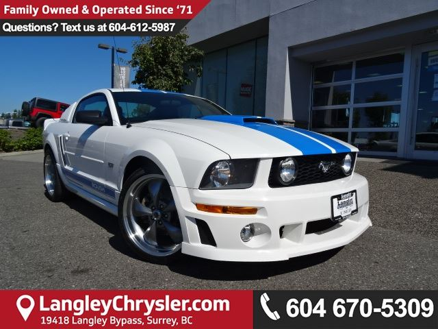 2006 FORD MUSTANG *ACCIDENT FREE * LOCAL BC SPORTS CAR *  in Surrey, British Columbia