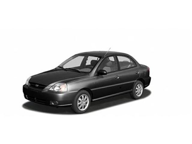 2004 KIA RIO - in Coquitlam, British Columbia