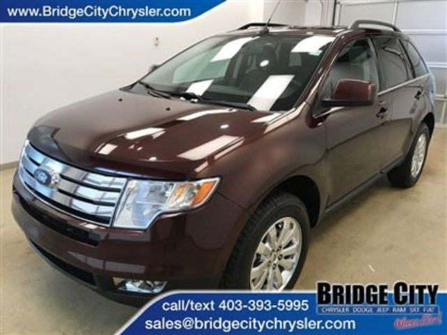 2010 FORD EDGE Limited in Lethbridge, Alberta