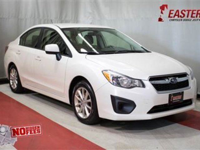 2014 SUBARU IMPREZA 2.0i MOONROOF AT USB RADIO A/C CRUISE REMOTE ENTRY in Winnipeg, Manitoba