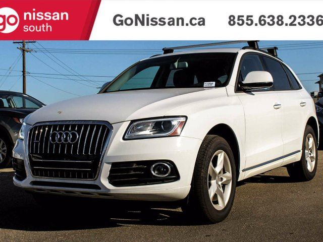 2016 AUDI Q5 LEATHER, NAVIGATION, QUATTRO in Edmonton, Alberta