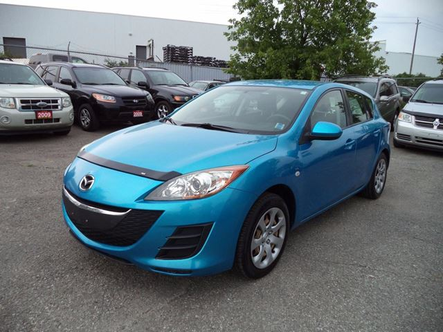 used 2010 mazda mazda3 stouffville. Black Bedroom Furniture Sets. Home Design Ideas