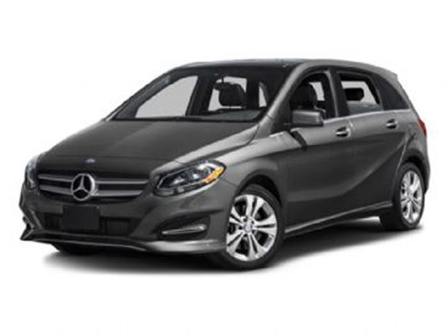 2015 MERCEDES-BENZ B-Class B250 AWD in Mississauga, Ontario