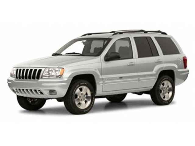 2001 JEEP GRAND CHEROKEE Limited in Coquitlam, British Columbia
