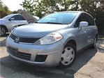 2007 Nissan Versa S l Lady Driven l Pwr options l A.C working great in Mississauga, Ontario