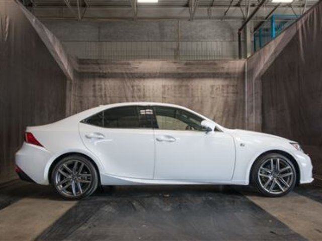 2015 LEXUS IS 250 F- SPORT / AWD / NAVIGATION in Calgary, Alberta