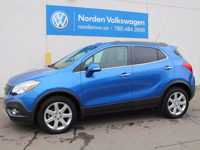 2015 BUICK ENCORE Leather in Edmonton, Alberta