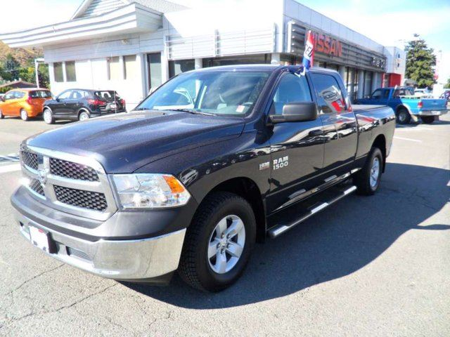 2016 DODGE RAM 1500 ST in Kamloops, British Columbia