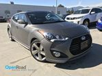 2013 Hyundai Veloster One Owner Local A/T Turbo w/Matte Grey Bluetoot in Port Moody, British Columbia