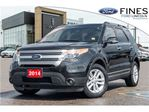 2014 Ford Explorer XLT - SOLD! LEATHER, ROOF, NAVIGATION, 4X4 in Bolton, Ontario