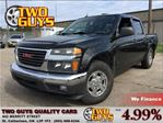 2008 GMC Canyon SLE 5 PASSENGER TRAILER HITCH in St Catharines, Ontario