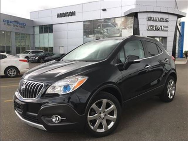 2014 BUICK Encore One owner, accident free in Mississauga, Ontario