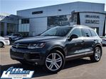 2013 Volkswagen Touareg 3.6L Execline (A8) in Mississauga, Ontario