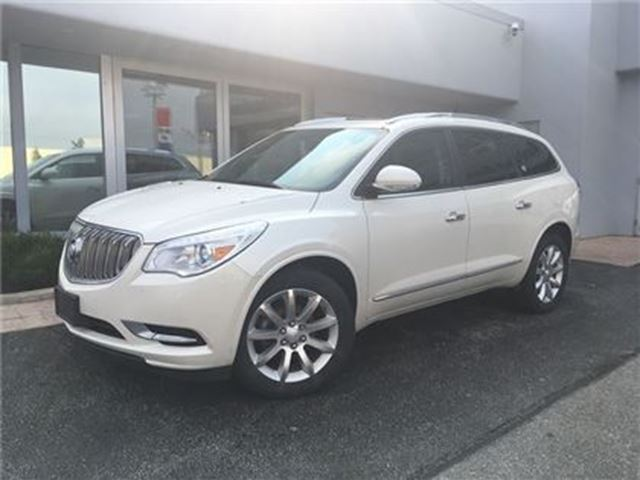 2014 BUICK ENCLAVE Leather ONE OWNER in Simcoe, Ontario