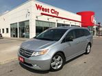 2013 Honda Odyssey Touring - LEATHER,GPS! in Belleville, Ontario
