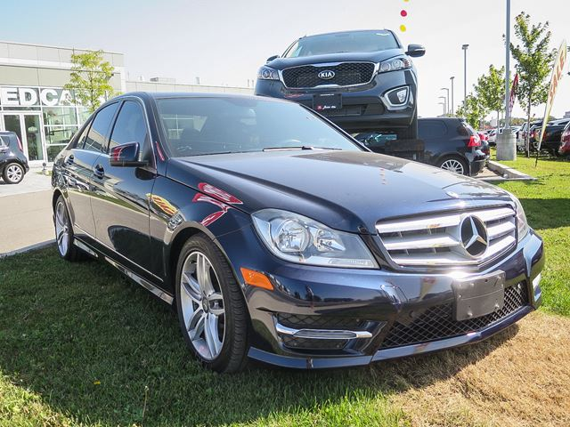 2013 MERCEDES-BENZ C-CLASS C300           in Scarborough, Ontario