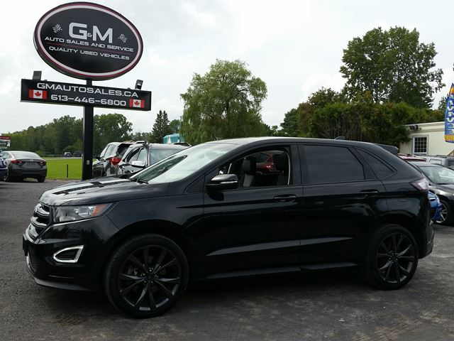 2015 Ford Edge Sport in Rockland, Ontario