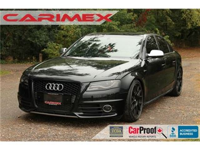 2010 AUDI S4 3.0 Premium in Kitchener, Ontario