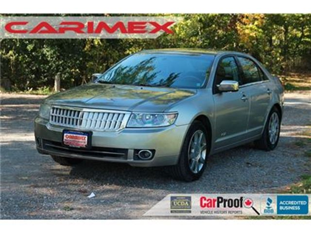 2008 LINCOLN MKZ Base in Kitchener, Ontario
