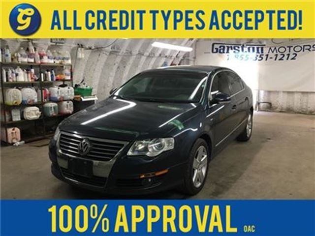 2007 VOLKSWAGEN PASSAT 2.0T*****AS IS CONDITION AND APPEARANCE****WOLFSBU in Cambridge, Ontario