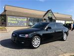 2013 Audi A4 2.0T QUATTRO / LEATHER / SUNROOF in Fonthill, Ontario