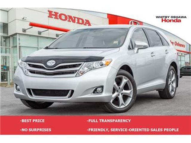 2013 TOYOTA Venza LE   Automatic in Whitby, Ontario