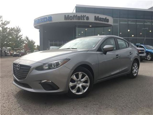 2016 MAZDA MAZDA3 GX 7 SCREEN, BACKUP CAMERA, BLUETOOTH in Barrie, Ontario