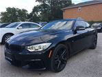 2014 BMW 435i xDrive**2 SETS WHEELS/TIRES**CAR PROOF CLEAN** in Mississauga, Ontario