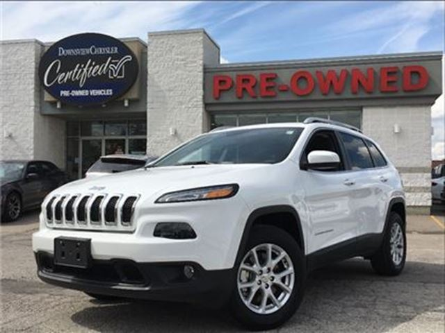 2017 JEEP Cherokee North..$210 b/w+hst..$0 down..96m..4.9% in Toronto, Ontario