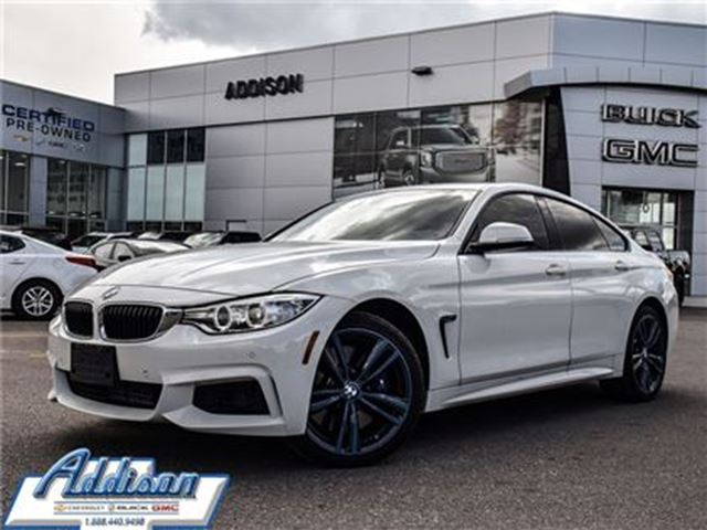 2016 BMW 4 Series 435i xDrive Grand Coupe in Mississauga, Ontario