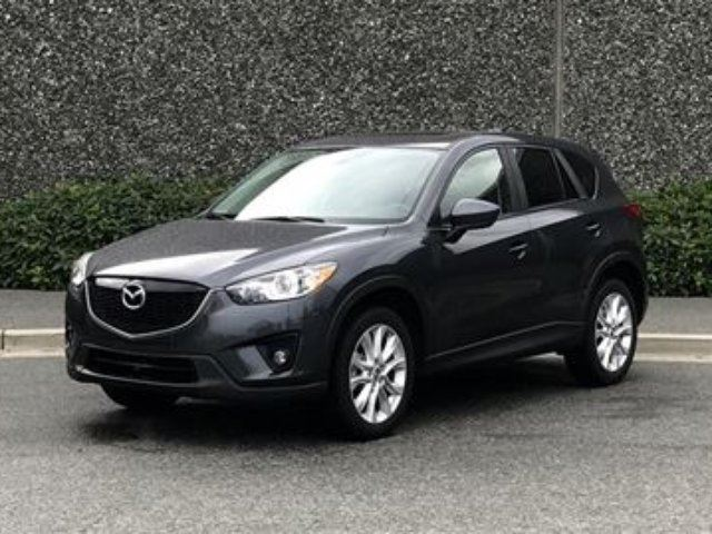 2014 MAZDA CX-5 GT AWD at in North Vancouver, British Columbia