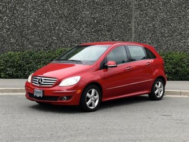 2008 MERCEDES-BENZ B-CLASS - in North Vancouver, British Columbia