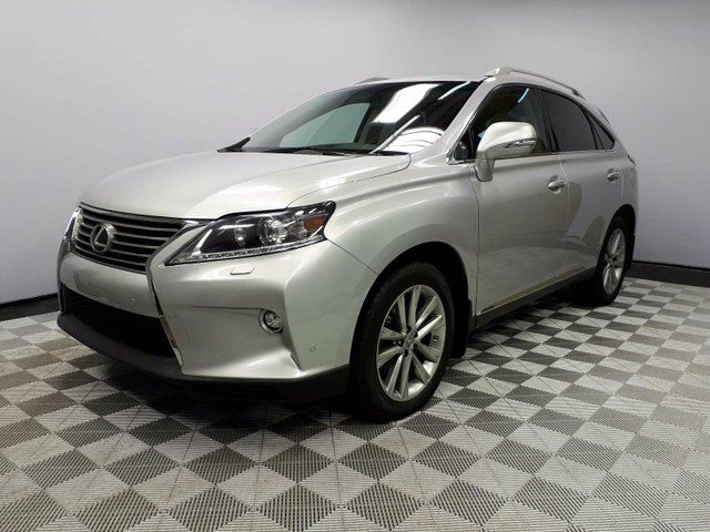 2015 LEXUS RX 350 Touring - Local One Owner Trade In | No Accidents | 3M Already Applied (Everywhere) | Navigation | Back Up Camera | Parking Sensors | Blind Spot Monitor | Heated Steering Wheel | Bluetooth | Power Liftgate | Power Sunroof | Memory Seating | Dual Zone in Edmonton, Alberta