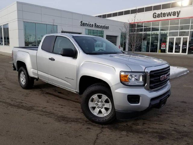 2015 GMC Canyon EXT CAB 4X2, 6 ft. box 128.3 in. WB Backup Camera in Edmonton, Alberta