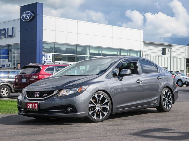 2013 HONDA Civic Si in Stratford, Ontario