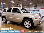 2010 Jeep Patriot NORTH - 4X4 - AUTOMATIQUE - AIR CLIMATISn++ in Laval, Quebec