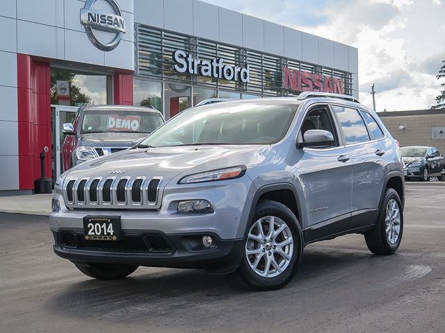 2014 JEEP CHEROKEE North in Stratford, Ontario