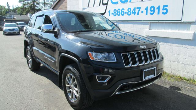 2014 JEEP GRAND CHEROKEE Limited in Richmond, Ontario