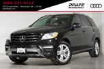 2012 Mercedes-Benz M-Class 4MATIC 4dr ML350 BlueTEC in Newmarket, Ontario