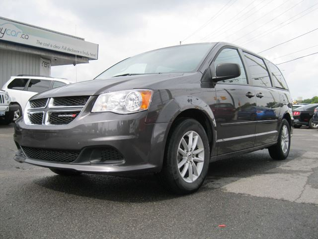 2015 dodge grand caravan se sxt kingston ontario car for sale 2869777. Black Bedroom Furniture Sets. Home Design Ideas