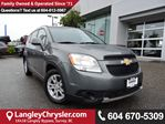 2012 Chevrolet Orlando 1LT *ONE OWNER* DEALER INSPECTED* in Surrey, British Columbia